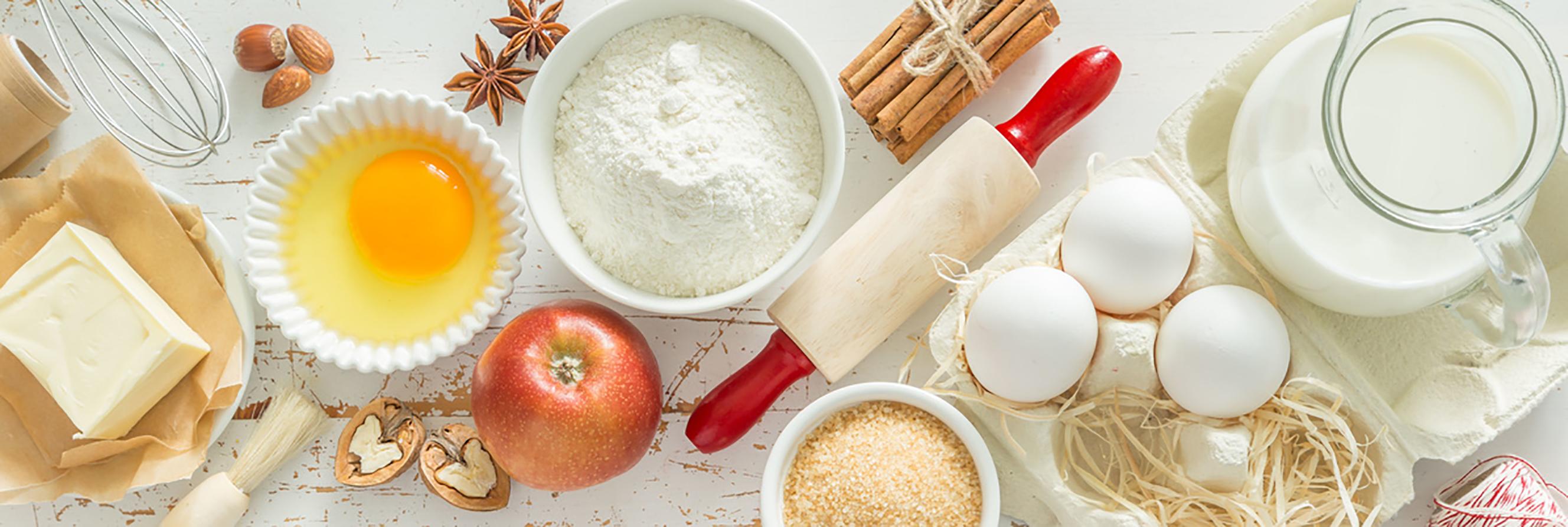 Recettes de cuisine de la formation continue en économie familiale
