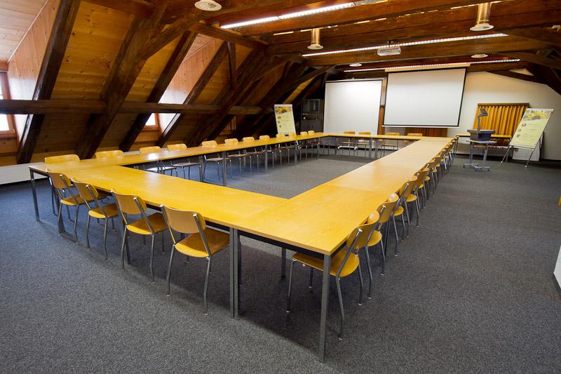 Salle des Mésanges 201, Bâtiment M, Grangeneuve