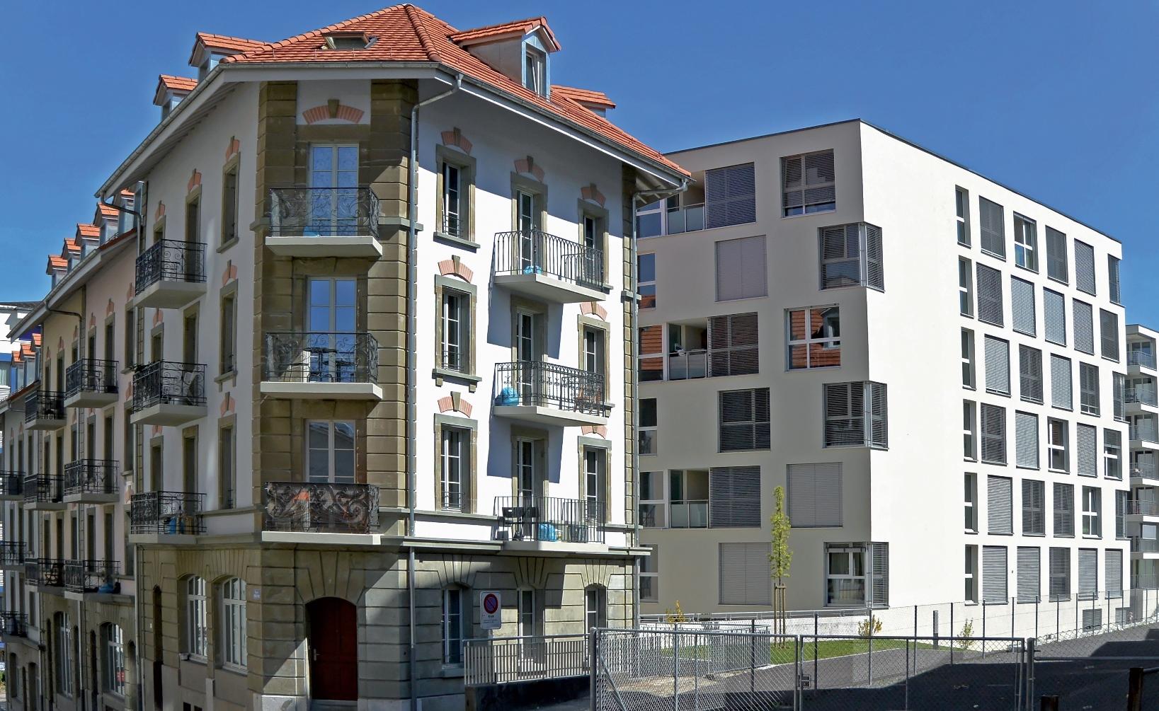 Wohnungsamt | Offizielle Website des Staates Freiburg