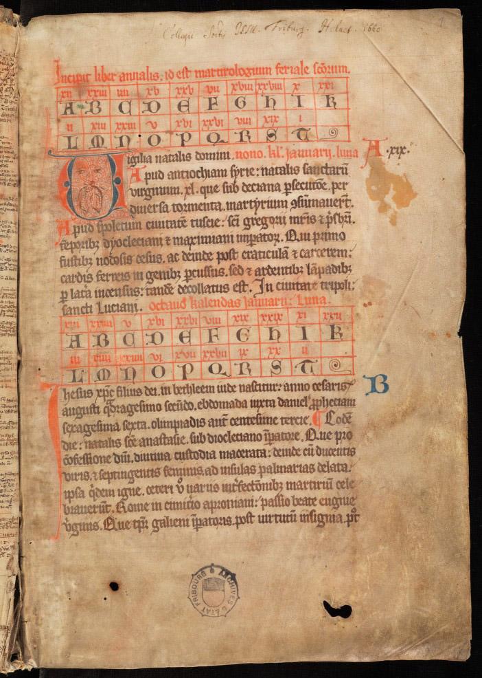 Nécrologe et martyrologe de l'abbaye d'Humilimont