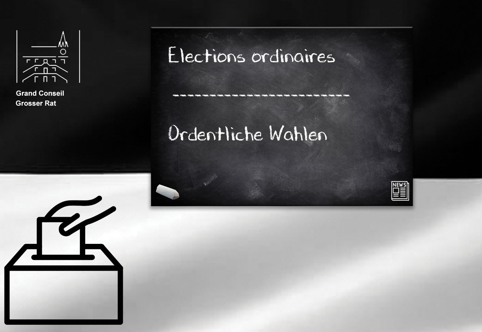 Elections Ordinaires   Ordentliche Wahlen