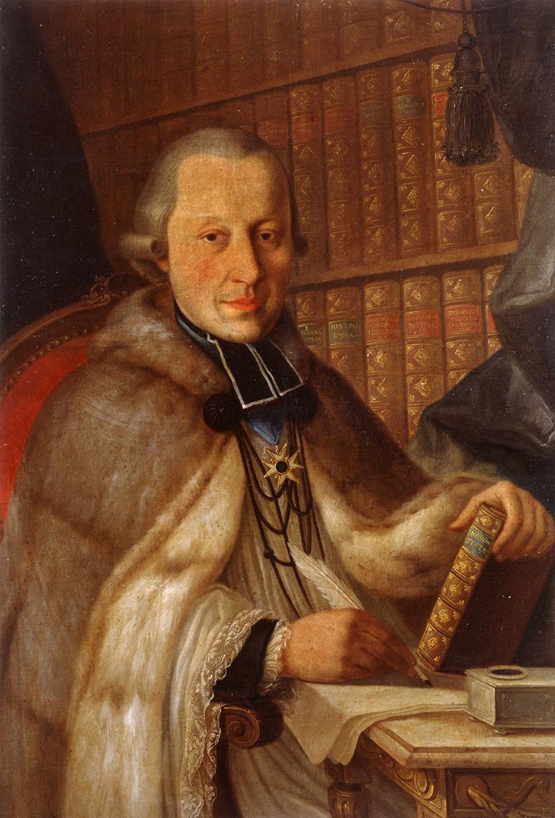 Charles-Aloyse Fontaine à 37 ans, par Gottfried Locher