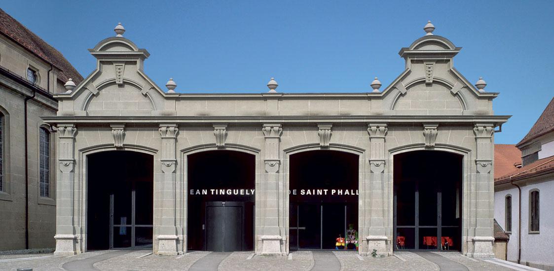 Espace Jean Tinguely -Niki de Saint Phalle