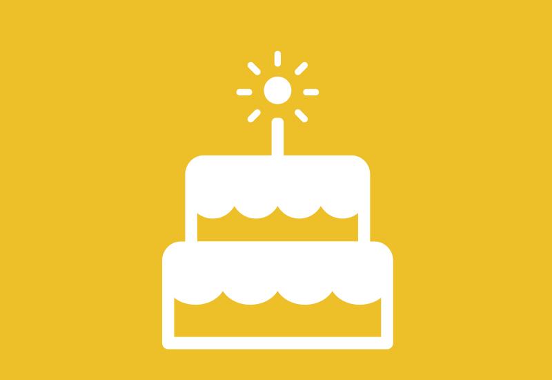 NHMF - Geburtstagskuchen