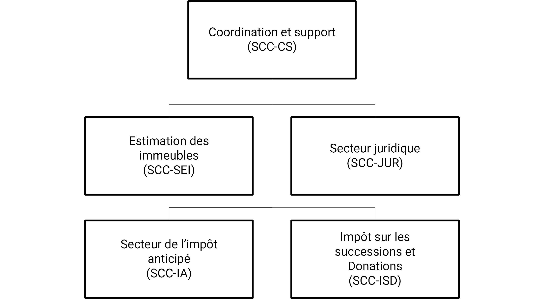 Organigramme SCC-CS