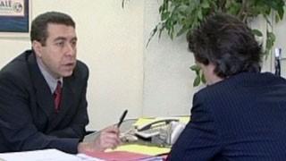 Image conduire des entretiens