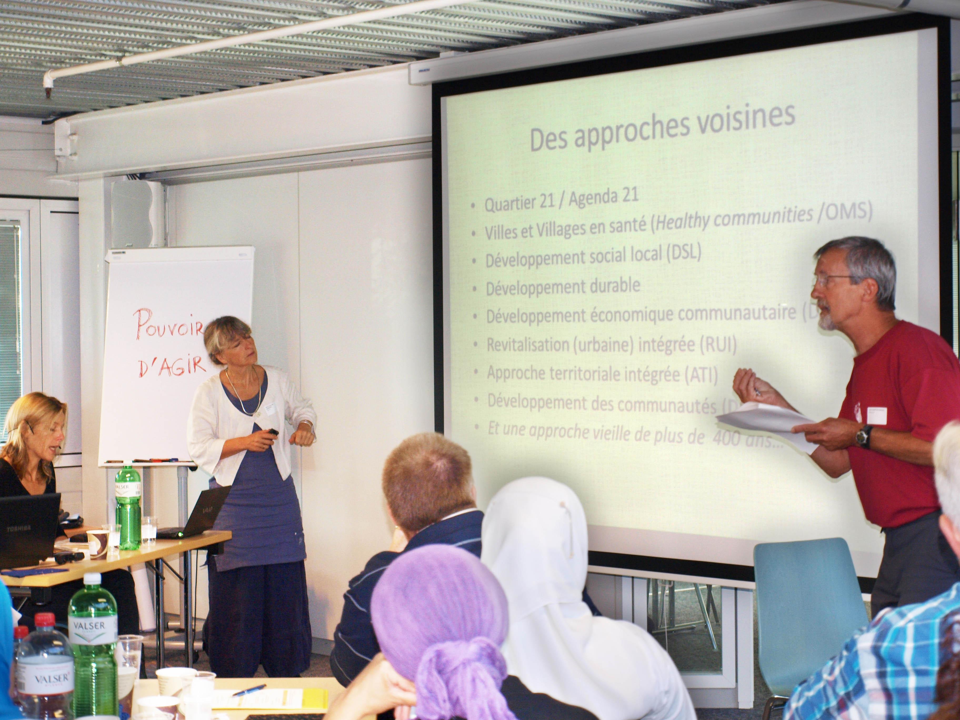 Une formation continue pour agent-e-s sympas à l'HETS-FR
