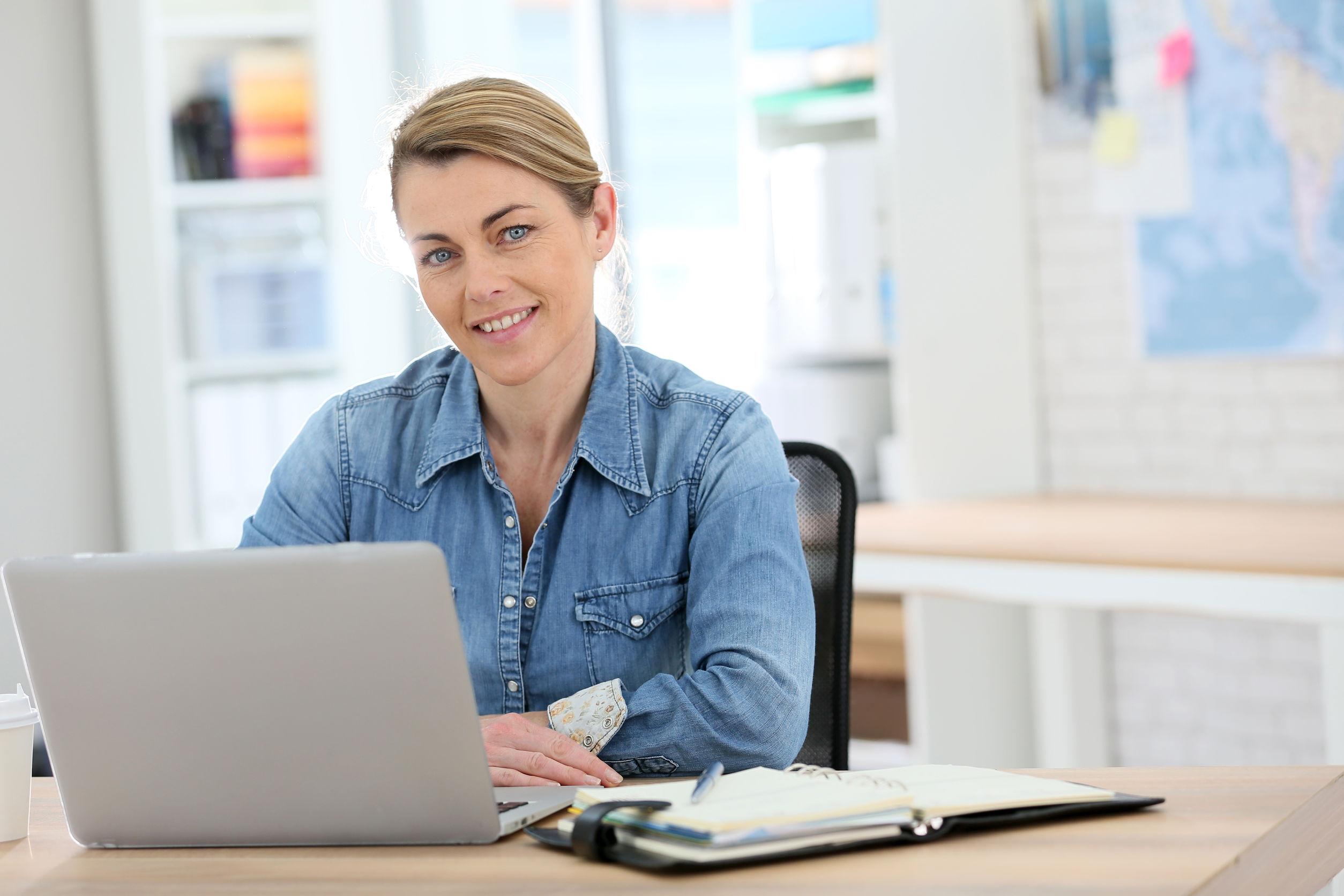 Online-Services für Stellensuchende