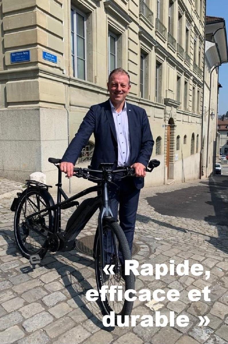 Castella  - Bike to work