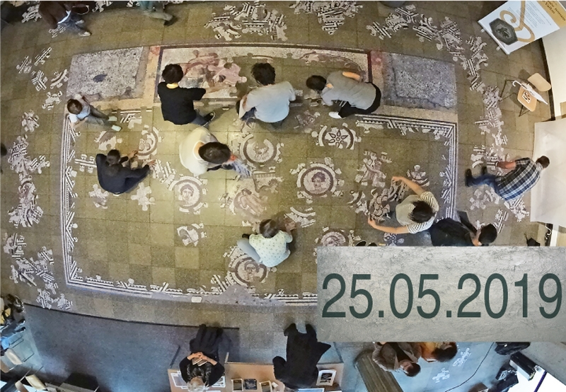Puzzle à la Nuit des Musées