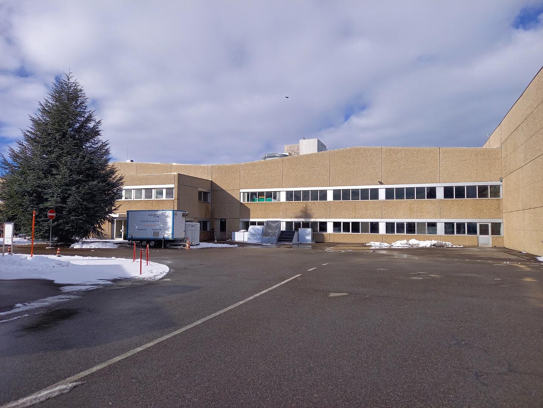 Nouvelle usine Kromatix