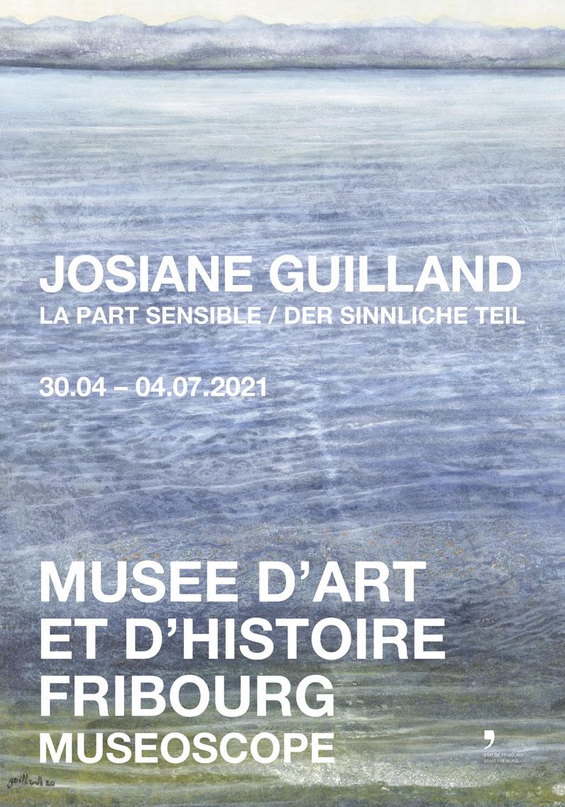 Josiane Guilland - La part sensible