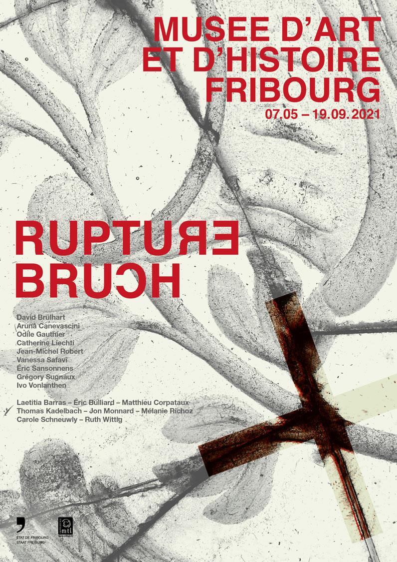 Rupture - Bruch (07.05.-19.09.2021)