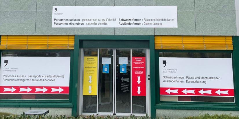 Secteur passeports suisses - biométrie