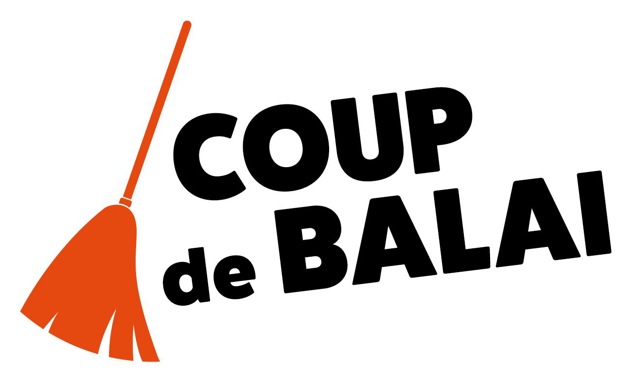 Coup de balai (logo)