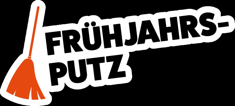 Frühjahrsputz Logo