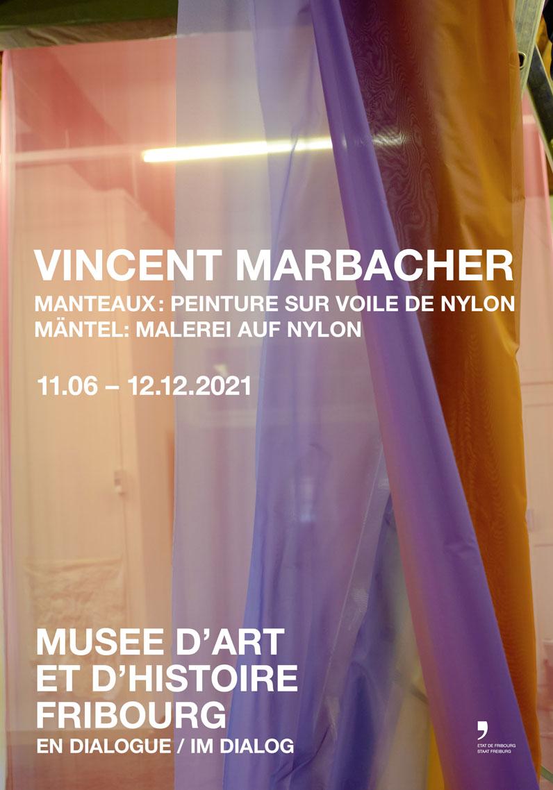 Manteaux: peinture sur voile de nylon
