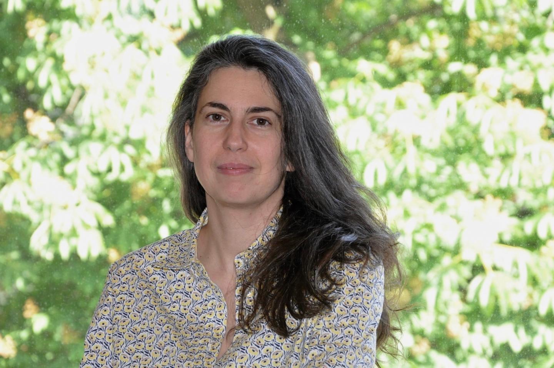 Joëlle Richard, lauréate de la bourse d'encouragement à la création littéraire