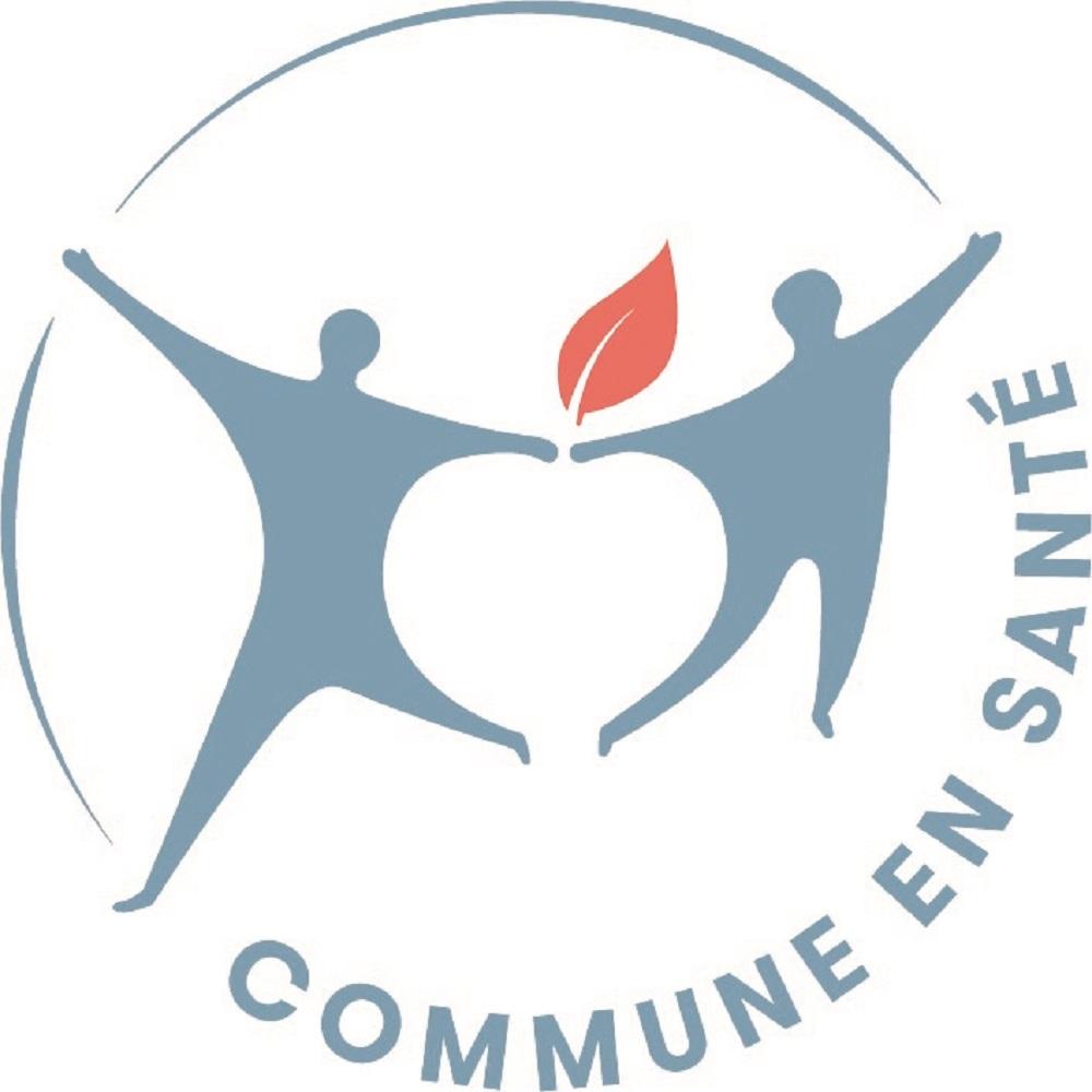 Commune en santé - logo