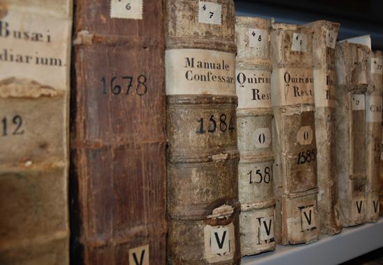 Image des livres anciens du 16ème et 17ème siècle