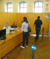 Vote au local de vote