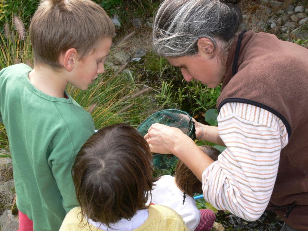 Naturécole: la nature au service de l'école