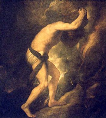 MYTHOLOGIE, CONTES ET LEGENDES... - Page 2 Sisyphe
