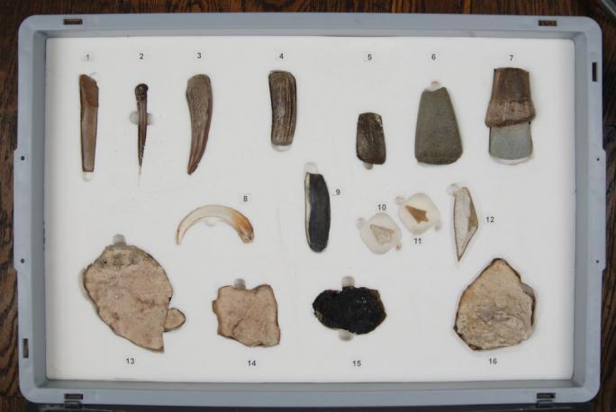 Mallette chronologique néolithique