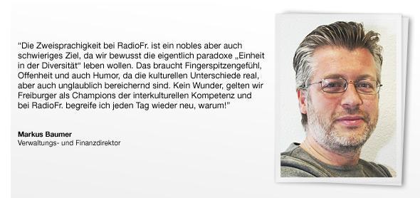 Markus Baumer