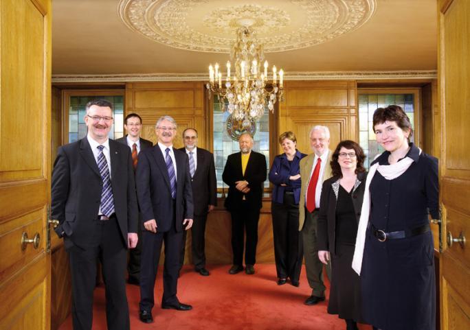 Le Conseil d'Etat en 2008