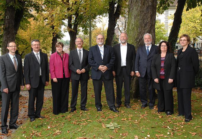 Le Conseil d'Etat en 2009