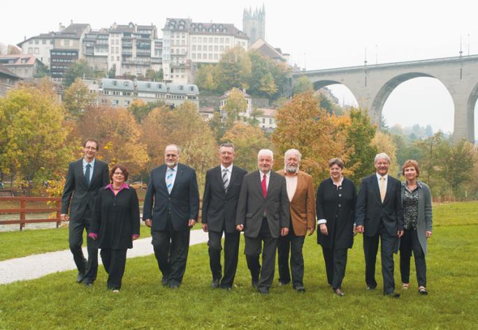 Le Conseil d'Etat en 2011