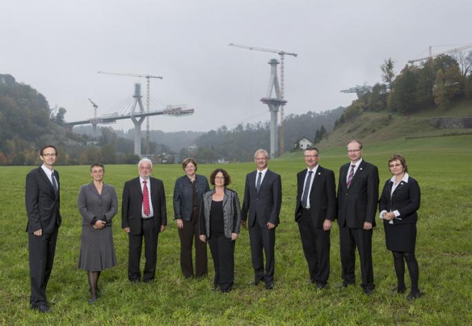 Le Conseil d'Etat en 2013