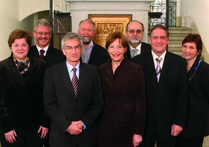 Le Conseil d'Etat en 2006