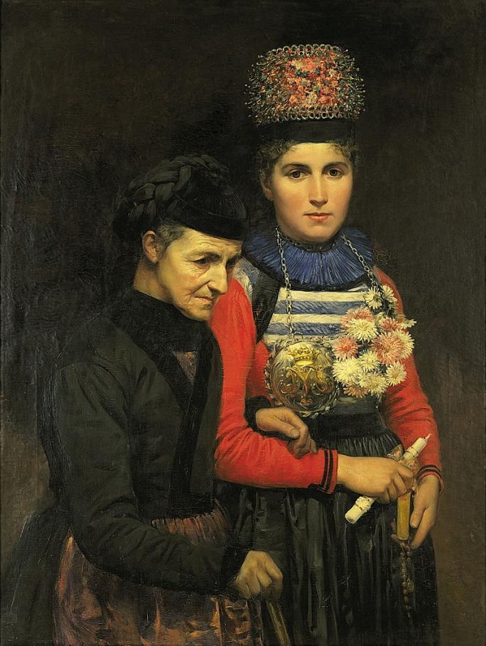Joseph Reichlen, Kränzle, 1886