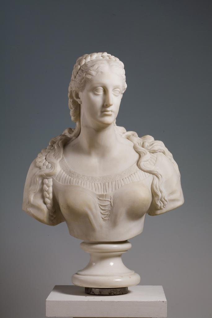 Marcello, La Marguerite de Goethe, 1866