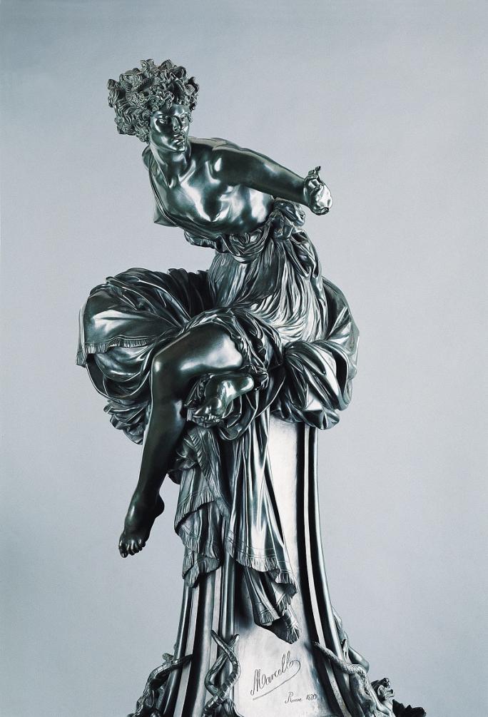 Marcello, La Pythie, vers 1880