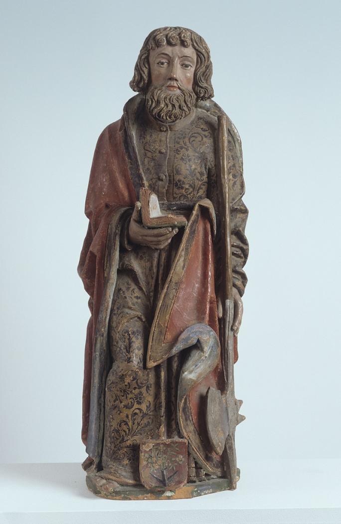 Unbekannt, Heiliger Matthäus, um 1520