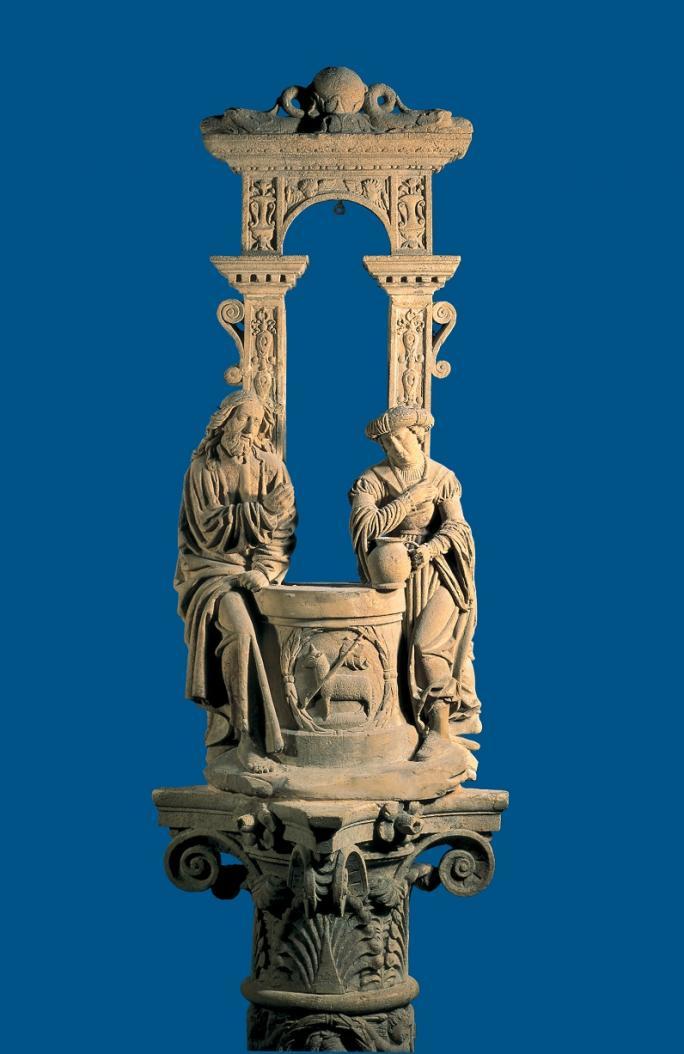 Hans Gieng, Fontaine de la Samaritaine, 1550/1551
