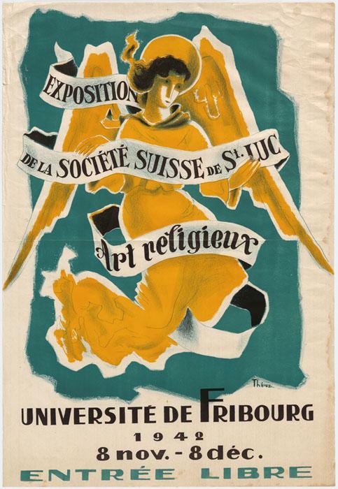 Exposition de la Société suisse de St. Luc, Art religieux