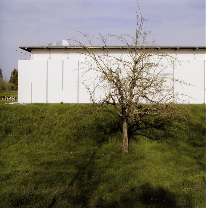 Yves André, Paysages occupés (2007), Villars-sur-Glâne