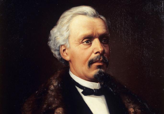 Joseph Reichlen, Louis de Weck-Reynold, 1900