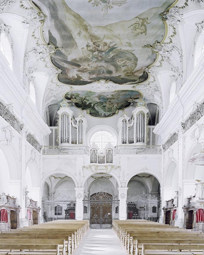 Matthieu Gafsou, Sacré (2011), Eglise Saint-Michel, Fribourg