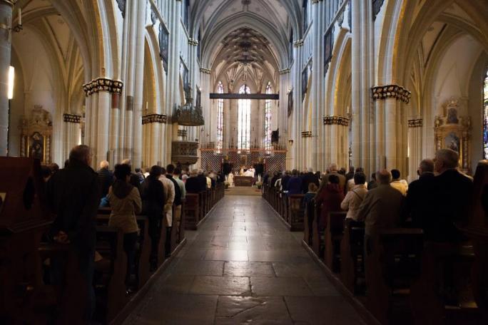 Messe de Commémoration de la Bataille de Morat