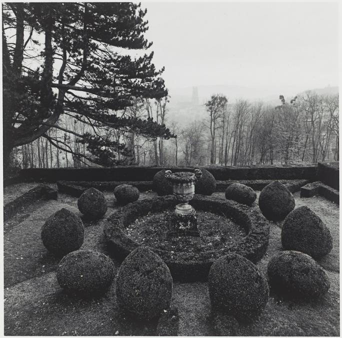 Marco Paoluzzo, Paysages fribourgeois (1997), Château de la Poya, Fribourg