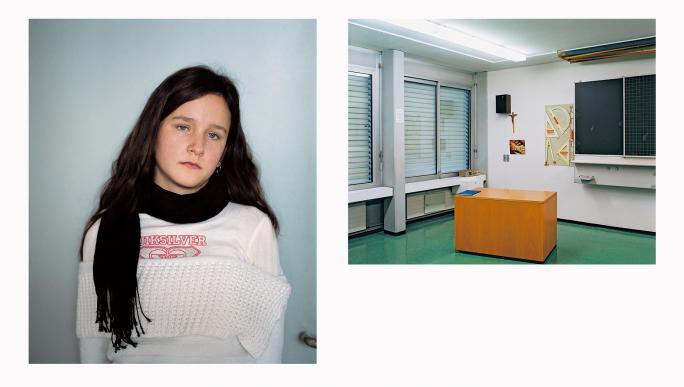 Nicolas Savary, L'âge critique (2005), Anne-Emmanuelle, Fribourg / Cycle d'orientation de la Gruyère, Bulle