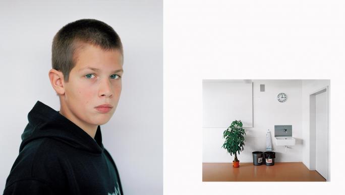 Nicolas Savary, L'âge critique (2005), Florian, Broc / Cycle d'orientation de la Gruyère, La Tour-de-Trême