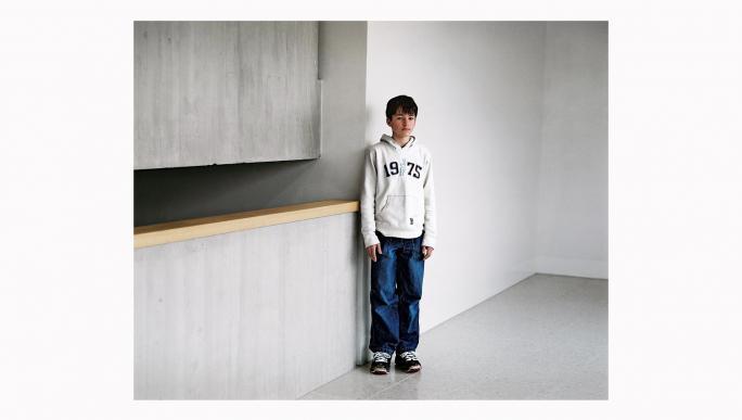 Nicolas Savary, L'âge critique (2005), Aurélien, Bulle