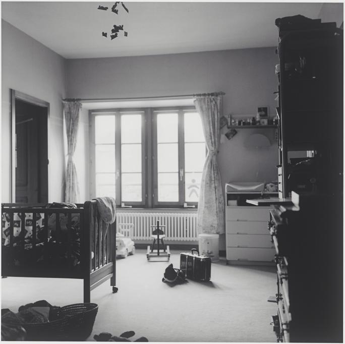 Caroline Wagschal, Freiburger Interieurs (2001), Grand-Rue, Châtel-St-Denis
