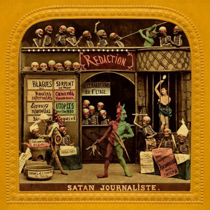 Satan journaliste